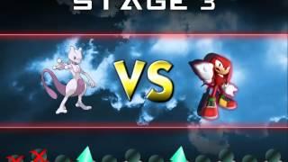 SSBC Classic Run Mewtwo Part 1