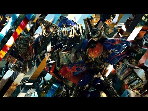 Transformers   Transforming Deluxe [1080p] video