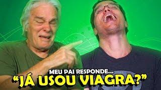 """""""O PETER APANHAVA MUITO QUANDO ERA CRIANÇA?"""" - MEU PAI RESPONDE!"""