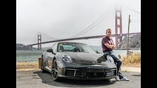 2019 Porsche 911 (992) - Development Test Drive Video Review