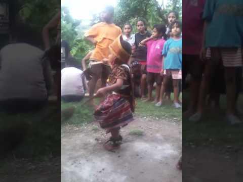 Tarian adat hegong Maumere kabupaten Sikka flores NTT
