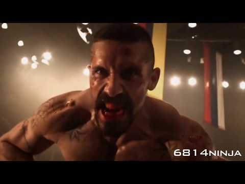 Scott Adkins training  HD