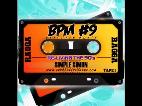 Supremacy Sounds - Bpm Vol 9 Re-living The 90s Tape 1 [ragga] video