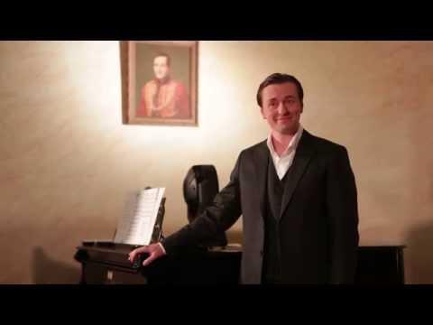 Сергей Безруков читает стихотворение Лермонтова Родина в усадьбе Середниково