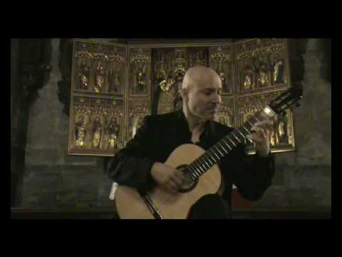 Frank Bungarten plays Walz by F. Sor (encore)