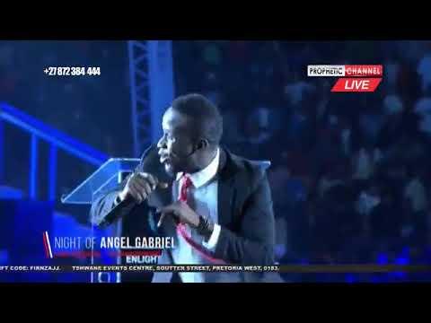 NEEMICKS LIVE 2018- 2017 CROSSOVER | NIGHT OF ANGEL GABRIEL WITH PROPHET SHEPHERD BUSHIRI