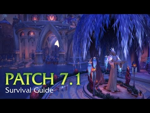 Patch 7.1 : Return to Karazhan Survival Guide