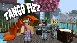 Minecraft - Attack Of The B Team - Tango Fizz's Cage!! [23]