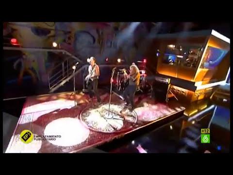 En el aire - Rosendo canta en directo