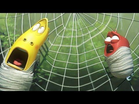 LARVA - SPIDER TRAP   Cartoons For Children   Larva Cartoon   Mini cartoon Movie   LARVA Official