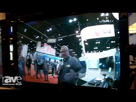 InfoComm 2015: PESA Features the DAVIDS (Digital Audio Video Integrated Distribution System)