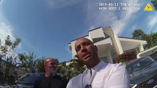 Miami Beach Police Arrest Former UFC Champion Conor McGregor (Body Camera Footage)
