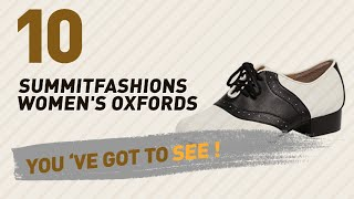 Summitfashions Women's Oxfords // New & Popular 2017