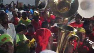 Haiti Kanaval Band Rara Sou Champs De Mars