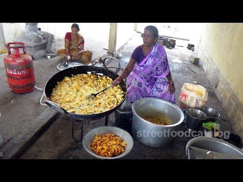 Dondakaya Fry | Dondakaya Vepudu | Tindora Fry | Dondakaya 65 | Dondakaya Pachadi | Street Food 2018