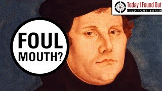 Talking Tough - Martin Luther