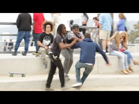 N-word Prank (Pranks gone Wrong) - Pranks in the Hood - Funny videos - Best Pranks 2015