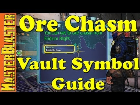 Borderlands 2 Ore Chasm Cult Of The Vault Symb