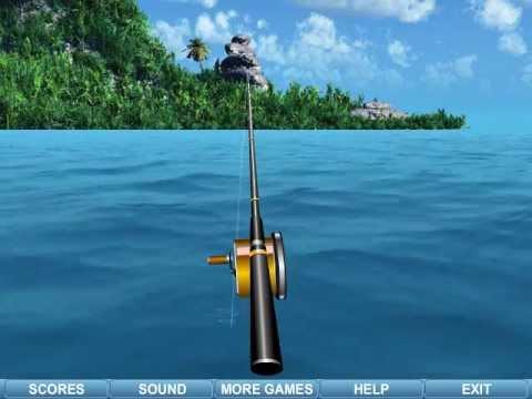 рыбалка на компьютер rus