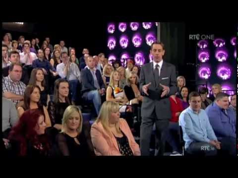 Minister Kenney on The Late Late Show (October 5, 2012)