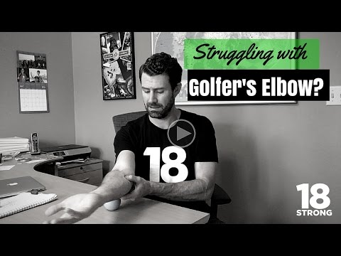 Download Lagu Golfer's Elbow: Prevent and Treat So You Never Miss Another Round of Golf..mp3