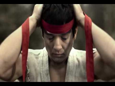 Street Fighter Legacy Teaser Trailer 1