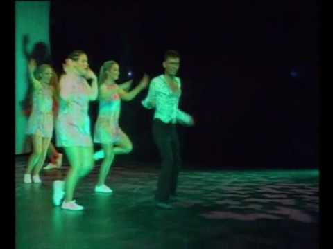 fun 60's style dance to mercy by duffy dance show 2008 Video