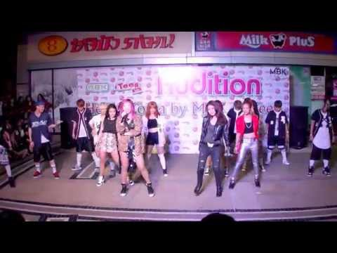 140328 V-Store cover 2NE1 - CL Solo MTBD + Crush @Hello! Korea 2014 (Audition)