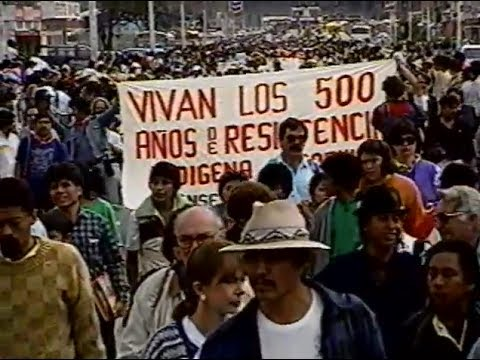 Rigoberta Menchú: Indigenous Rights in Guatemala (Documentary, 1992, VHS)