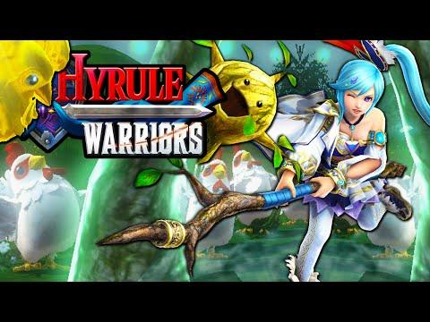 Hyrule Warriors: Golden Cucco Boss! Adventure Mode Legend Of Zelda Part 5 Hd Gameplay Walkthrough video