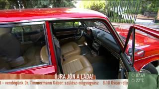 Újra eláraszthatják a Zsigulik az utakat - 2015.06.15. - tv2.hu/mokka