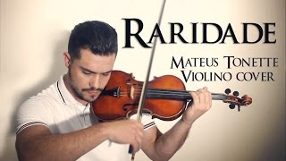 Baixar Raridade - Anderson Freire - Mateus Tonette Violino Cover - Instrumental