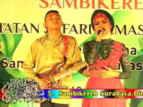 Download V-Five Band feat. Dwi Ratna - Rindu Rosul Mp4 baru