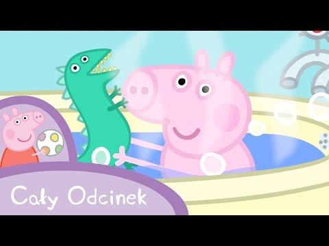 Peppa Pig (Świnka Peppa) - Zagubiony pan Dinozaur (Cały odcinek po polsku)