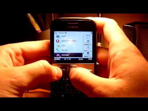 Nokia E5 breaks world multitasking record! 74 apps!