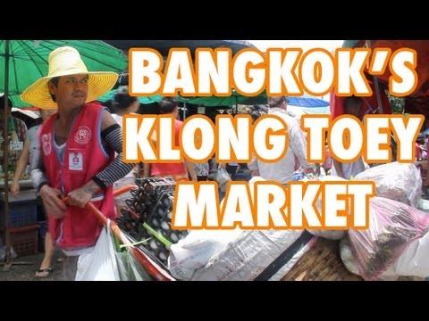 Klong Toey Market – Bangkok's Breadbasket (ตลาดคลองเตย)