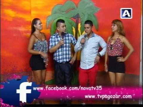 FLORCITA POLO MUESTRA SU ESCULTURAL CUERPO EN NOVA TV TRUJILLO