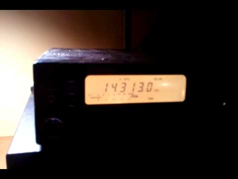 Ten Minutes of Painful Ham Radio
