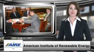 Corporate Video - American Institute of Renewable Energy - OMG National - Florida