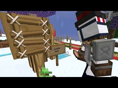 Minecraft - Race To The Moon - Stampy's Progress! [8]