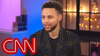 Stephen Curry opens up about Trump feud