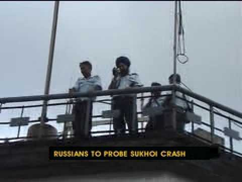 NewsX Video: Russians to probe Sukhoi crash