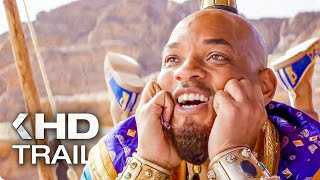 Download Song ALADDIN - 6 Minutes Trailers (2019) Free StafaMp3