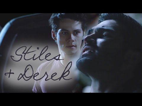 Stiles & Derek [4x12] • save him