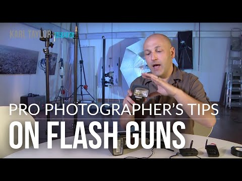 Strobist Equipment And Tips by Karl Taylor