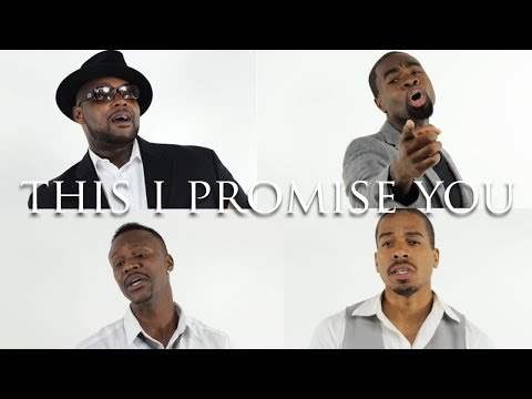 This I Promise You - N Sync (AHMIR R&B Cover)