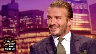 David Beckham Had a Big Influence on Brooklyn
