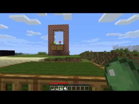 How to not Suck at Minecraft - Furniture (Episode 2)