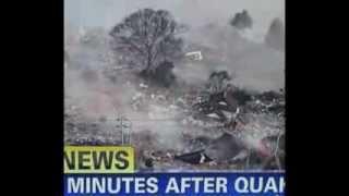 OVNI - Un ange prévient le Japon avant le séisme du 11 mars 2011.