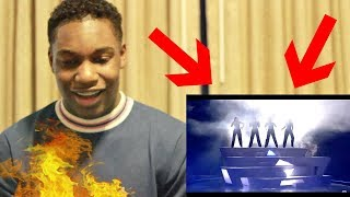 Omg Reaction To Little Mix Sing Woman Like Me Live Shows Week 2 The X Factor Uk 2018